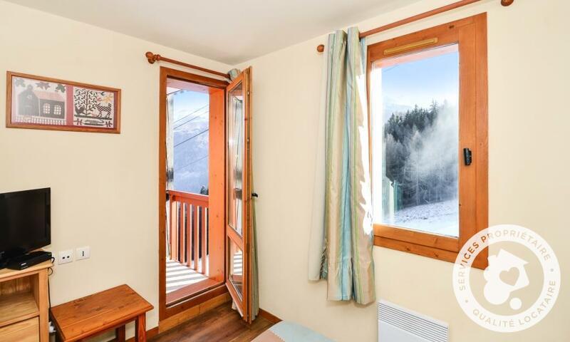 Vacances en montagne Appartement 2 pièces 6 personnes (Sélection 38m²-3) - Résidence la Marelle et Le Rami - Maeva Home - Montchavin La Plagne - Extérieur été