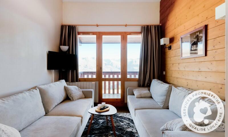 Vacances en montagne Appartement 2 pièces 5 personnes (Prestige 36m²-4) - Résidence la Marelle et Le Rami - Maeva Home - Montchavin La Plagne - Salle d'eau
