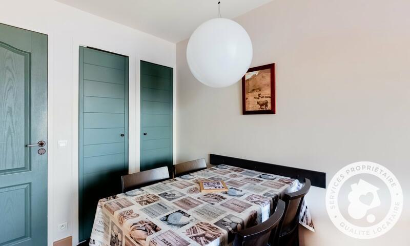 Vacances en montagne Appartement 2 pièces 5 personnes (Prestige 36m²-4) - Résidence la Marelle et Le Rami - Maeva Home - Montchavin La Plagne - Extérieur été