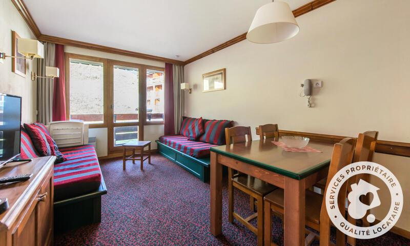 Vacances en montagne Appartement 2 pièces 5 personnes (28m²-1) - Résidence la Marelle et Le Rami - Maeva Home - Montchavin La Plagne - Extérieur été