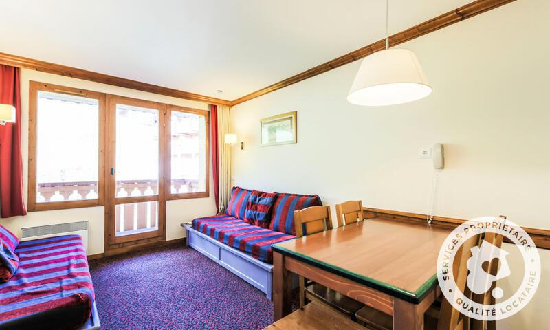 Vacances en montagne Appartement 2 pièces 5 personnes (Sélection 28m²-2) - Résidence la Marelle et Le Rami - Maeva Home - Montchavin La Plagne - Extérieur été