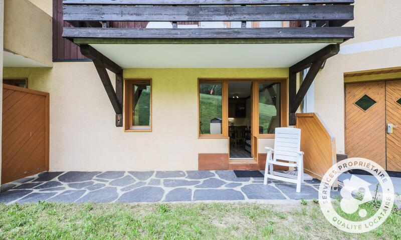 Vacances en montagne Appartement 2 pièces 4 personnes (Sélection 29m²) - Résidence la Marelle et Le Rami - Maeva Home - Montchavin La Plagne - Extérieur été