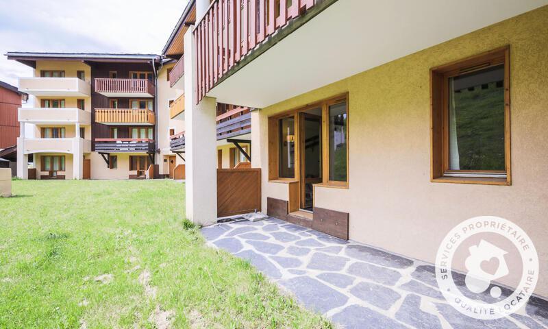 Vacances en montagne Appartement 2 pièces 4 personnes (Confort ) - Résidence la Marelle et Le Rami - Maeva Home - Montchavin La Plagne - Extérieur été