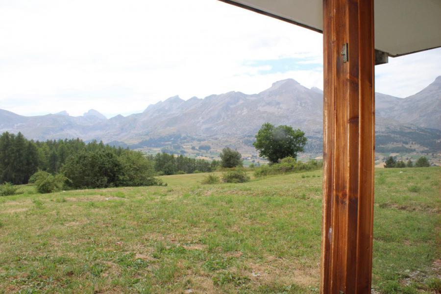 Vacaciones en montaña Apartamento 2 piezas para 4 personas (802) - Résidence la Marmotte la Crête du Berger - La Joue du Loup