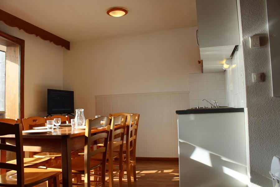 Vacaciones en montaña Apartamento 3 piezas para 8 personas (823) - Résidence la Marmotte la Crête du Berger - La Joue du Loup