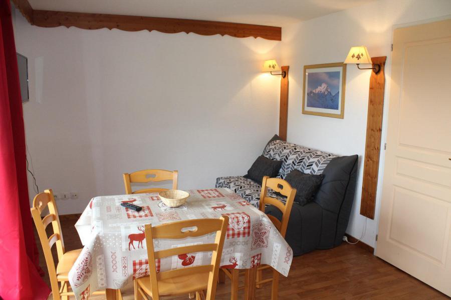 Vacaciones en montaña Apartamento 2 piezas para 4 personas (802) - Résidence la Marmotte la Crête du Berger - La Joue du Loup - Kitchenette