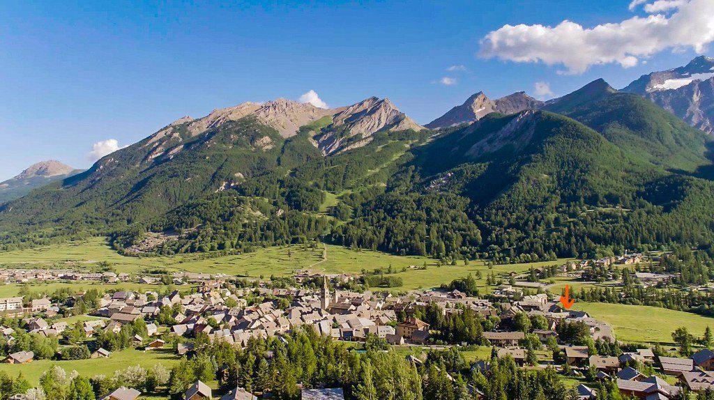 Wakacje w górach Apartament 3 pokojowy z antresolą 6 osób (MARC4) - Résidence la Maurine - Serre Chevalier