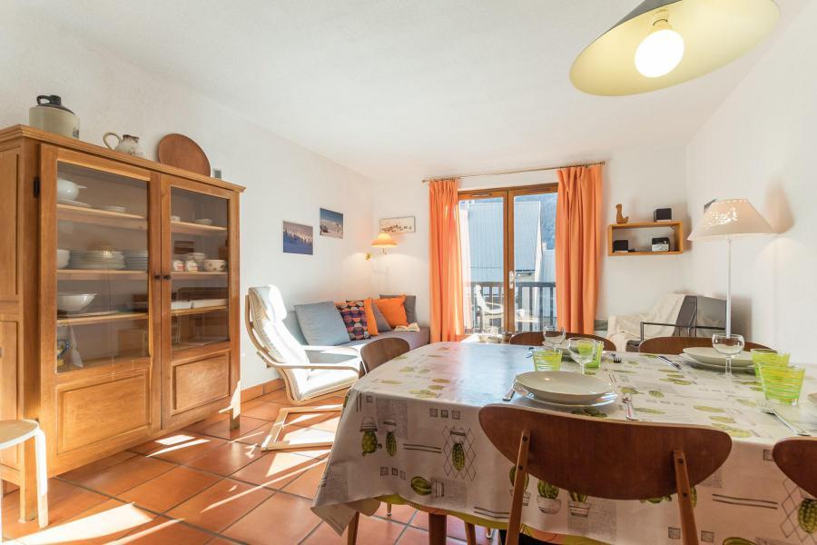 Wakacje w górach Apartament 3 pokojowy z antresolą 6 osób (MARC4) - Résidence la Maurine - Serre Chevalier - Pokój gościnny