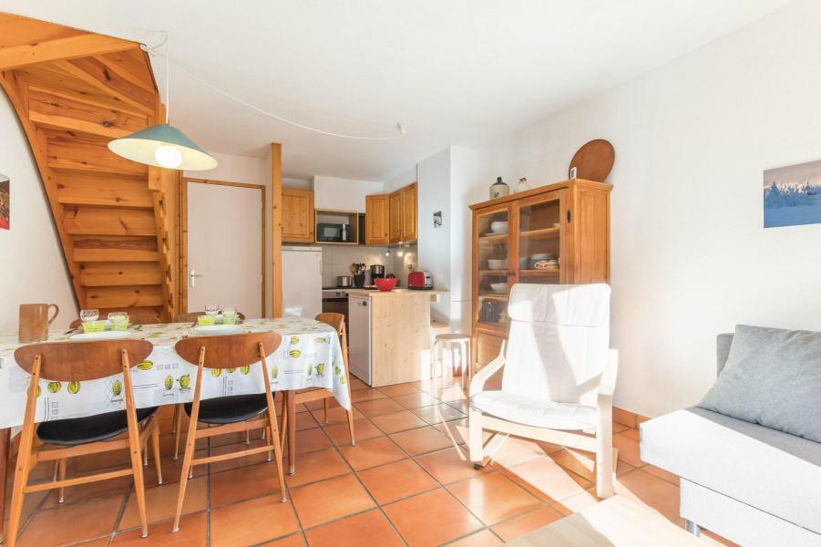 Wakacje w górach Apartament 3 pokojowy z antresolą 6 osób (MARC4) - Résidence la Maurine - Serre Chevalier - Stołem