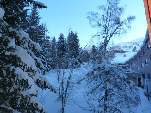 Holiday in mountain resort Studio 2 people (151) - Résidence la Nova - Les Arcs