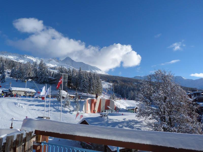 Holiday in mountain resort 3 room apartment 7 people (462) - Résidence la Nova - Les Arcs