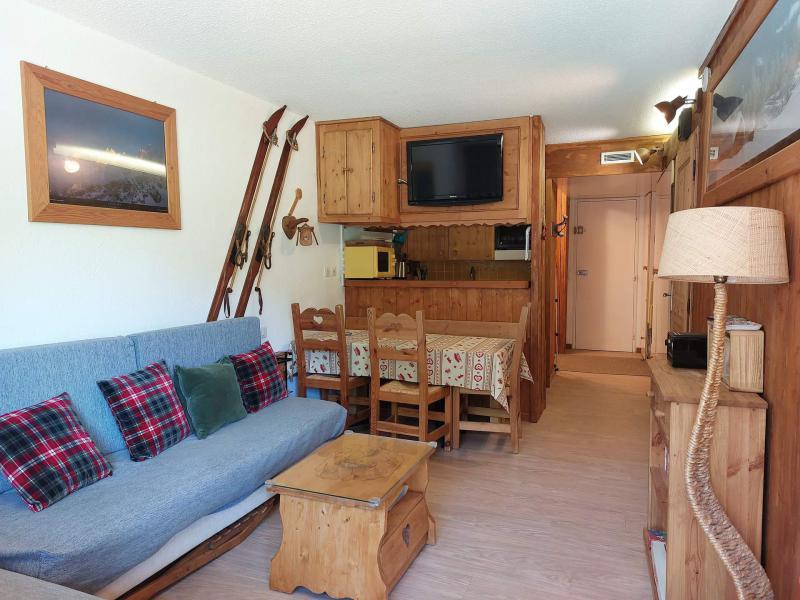 Holiday in mountain resort 2 room apartment sleeping corner 6 people (852) - Résidence la Nova - Les Arcs