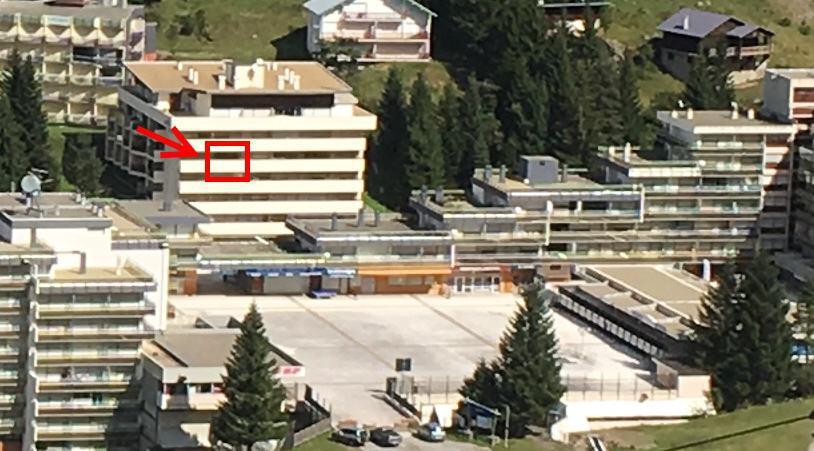 Location au ski Studio 6 personnes (113) - Résidence la Paloumère - Gourette - Extérieur été
