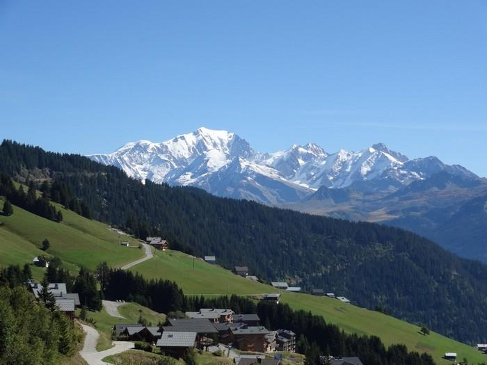 Vacaciones en montaña Résidence la Perle des Alpes H - Les Saisies - Verano