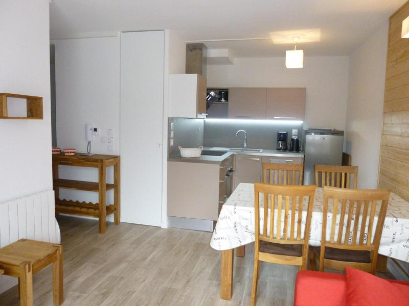 Holiday in mountain resort 3 room apartment 6 people (11) - Résidence la Petite Ourse - Flaine - Accommodation