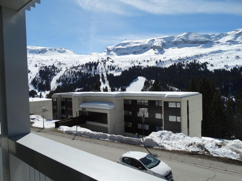 Holiday in mountain resort Studio cabin 4 people (13) - Résidence la Petite Ourse - Flaine