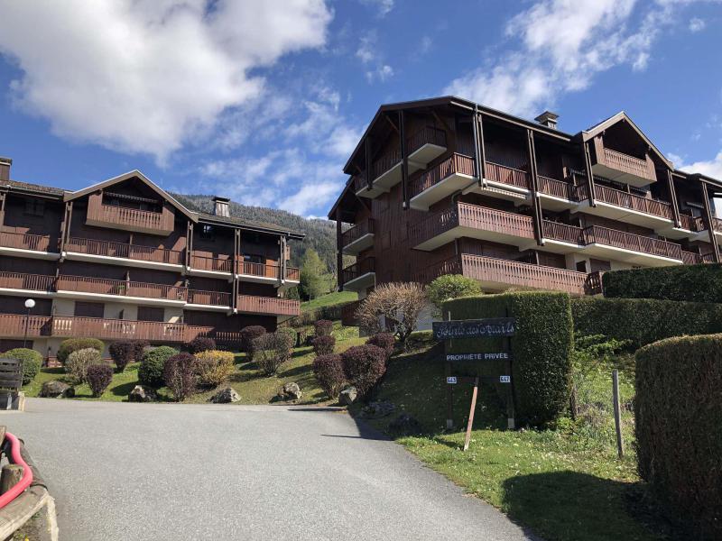 Urlaub in den Bergen Résidence la Pointe des Aravis - Saint Gervais