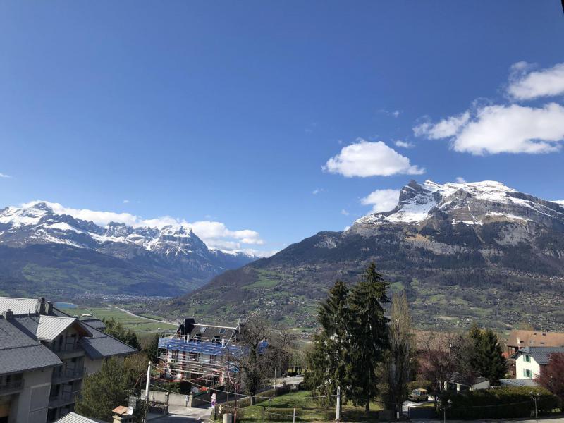 Urlaub in den Bergen Studio Schlafnische 4 Personen (B25) - Résidence la Pointe des Aravis - Saint Gervais