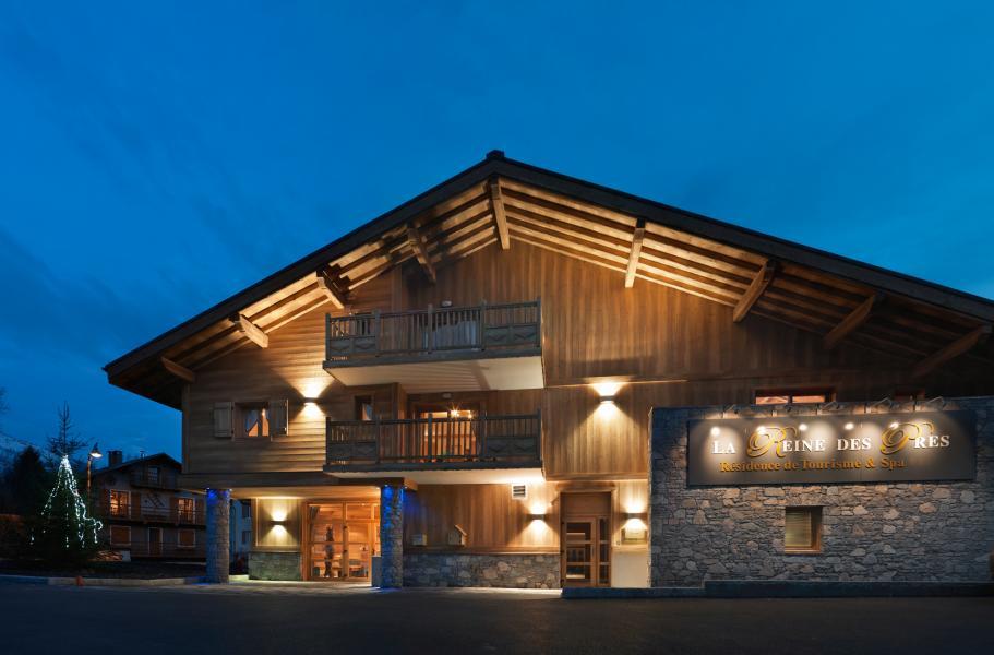 Location au ski Residence La Reine Des Pres - Samoëns - Extérieur été