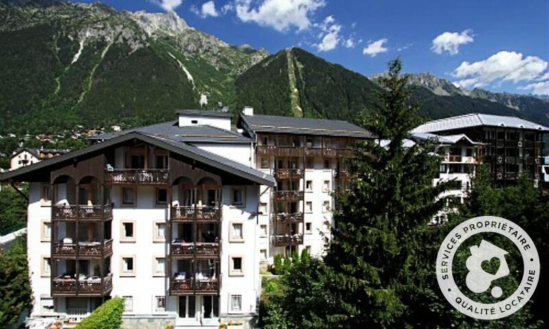 Rent in ski resort Résidence la Rivière - Maeva Home - Chamonix - Summer outside
