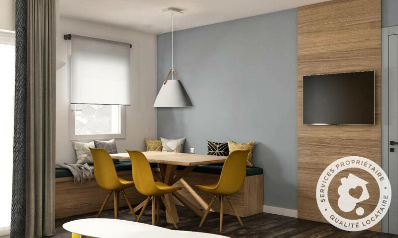 Rent in ski resort 2 room apartment 6 people (Sélection 42m²-1) - Résidence la Rivière - Maeva Home - Chamonix - Summer outside