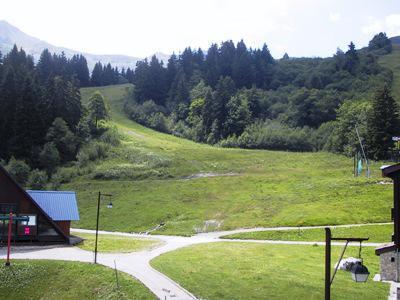 Vacances en montagne Studio 4 personnes (034) - Résidence la Roche Combe - Valmorel