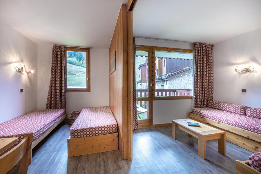 Vacaciones en montaña Estudio para 4 personas (014) - Résidence la Roche Combe - Valmorel