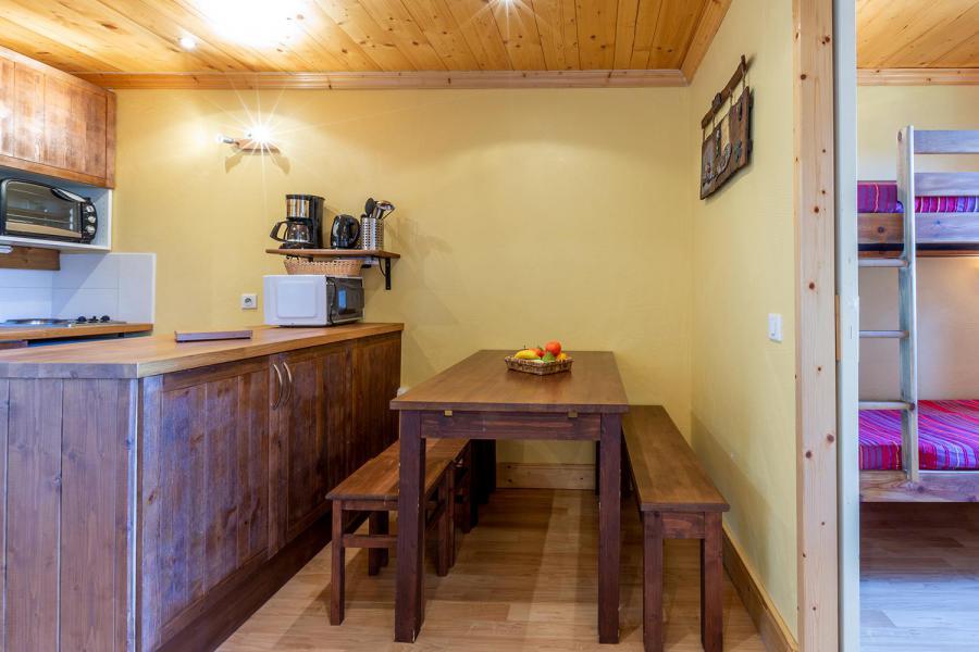 Vacaciones en montaña Estudio para 4 personas (026) - Résidence la Roche Combe - Valmorel - Alojamiento
