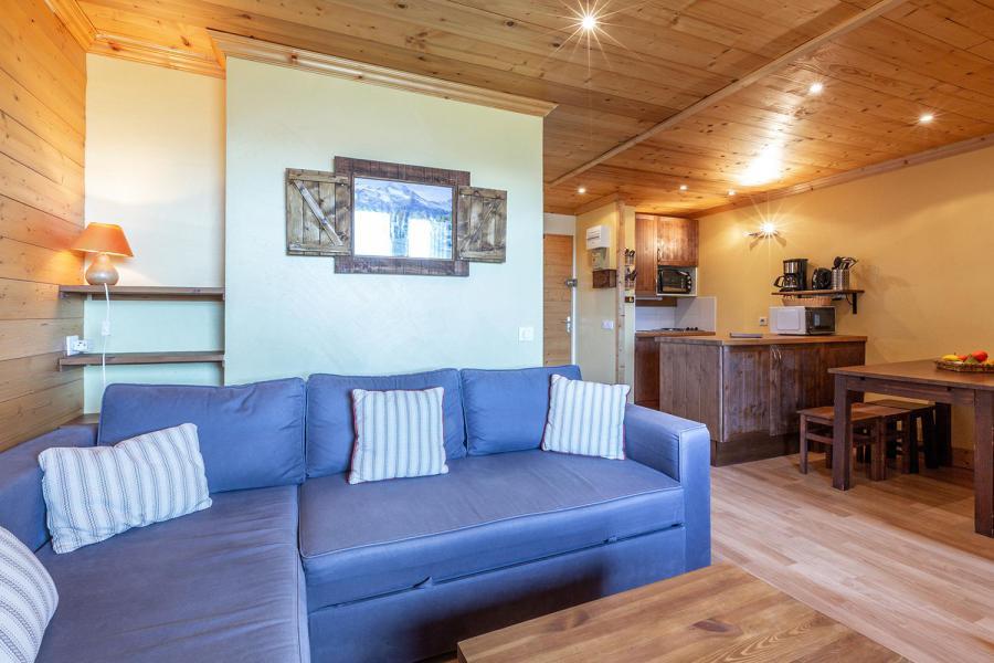 Vacaciones en montaña Estudio para 4 personas (026) - Résidence la Roche Combe - Valmorel - Banqueta