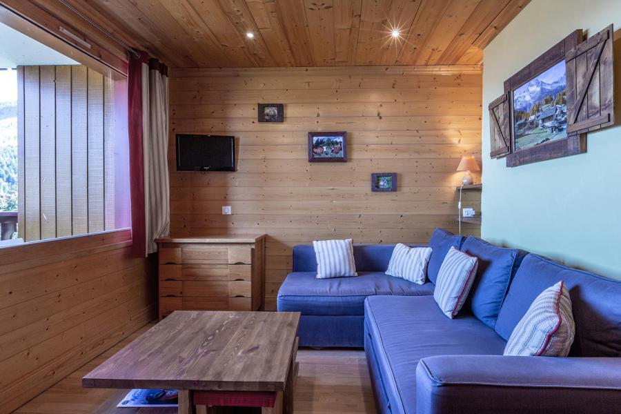 Vacaciones en montaña Estudio para 4 personas (026) - Résidence la Roche Combe - Valmorel - Estancia