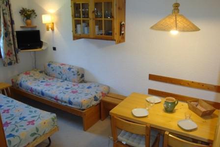 Vacaciones en montaña Estudio para 4 personas (034) - Résidence la Roche Combe - Valmorel - Alojamiento