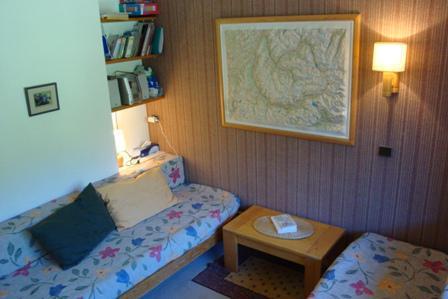 Vacances en montagne Studio 4 personnes (034) - Résidence la Roche Combe - Valmorel - Logement