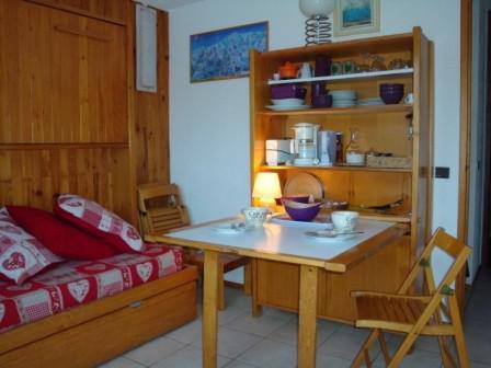 Vacaciones en montaña Apartamento 1 piezas para 2 personas (12) - Résidence la Saulire - Méribel-Mottaret