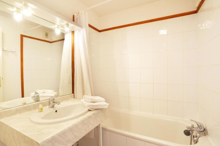 Urlaub in den Bergen Résidence la Soulane - Peyragudes - Badezimmer