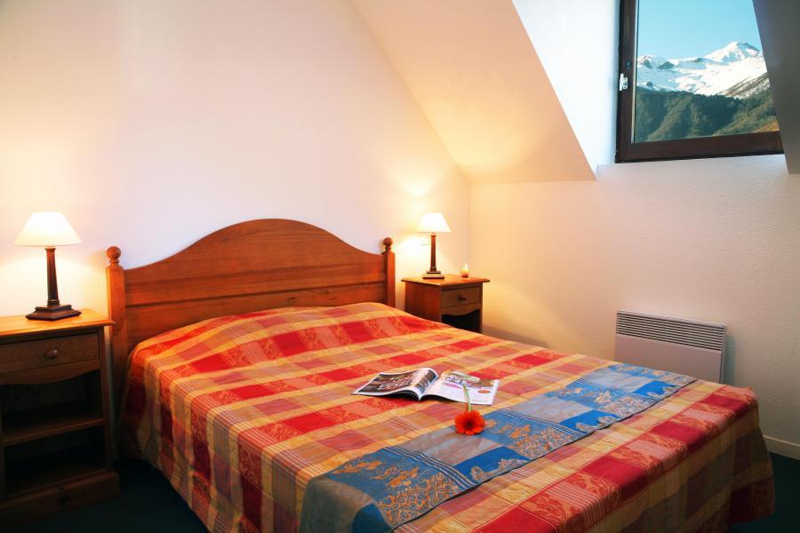 Urlaub in den Bergen Résidence la Soulane - Peyragudes - Doppelbett