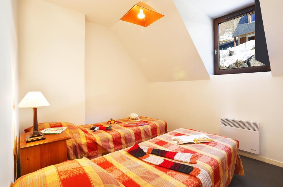 Urlaub in den Bergen Résidence la Soulane - Peyragudes - Einzelbett