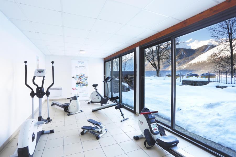 Vacances en montagne Résidence la Soulane - Peyragudes - Espace fitness