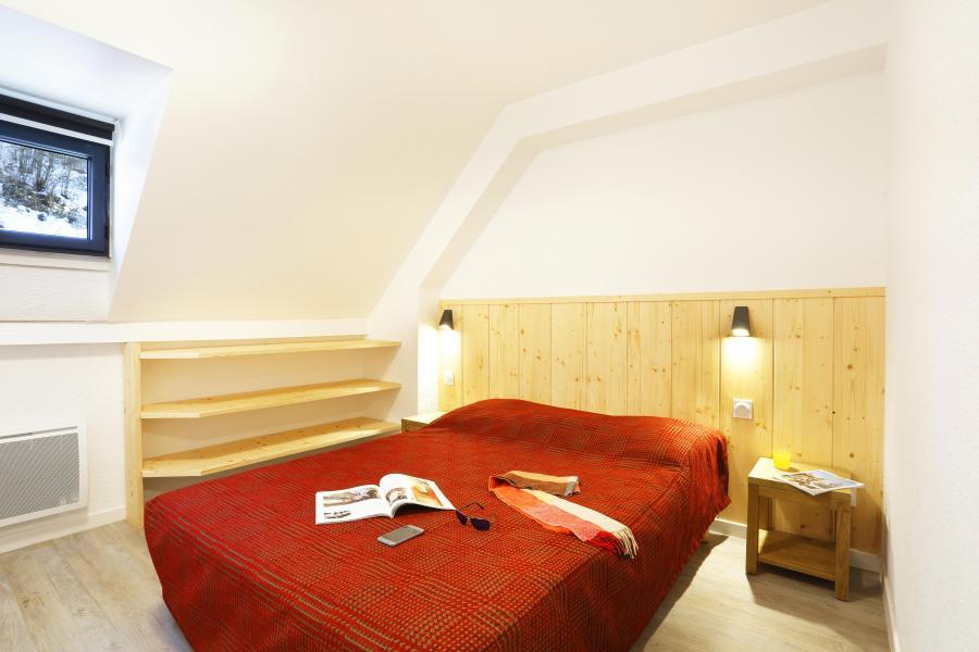 Urlaub in den Bergen Résidence la Soulane - Peyragudes - Mansardenzimmer