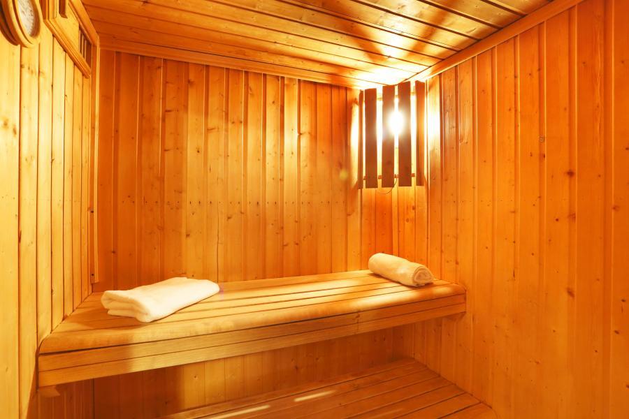 Urlaub in den Bergen Résidence la Soulane - Peyragudes - Sauna