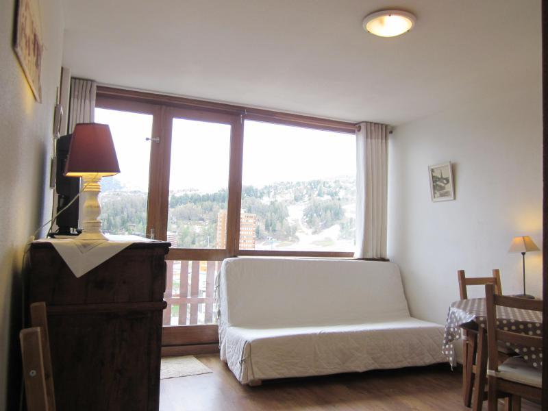 Vacances en montagne Appartement 2 pièces 4 personnes (35) - Résidence la Taiga - La Plagne