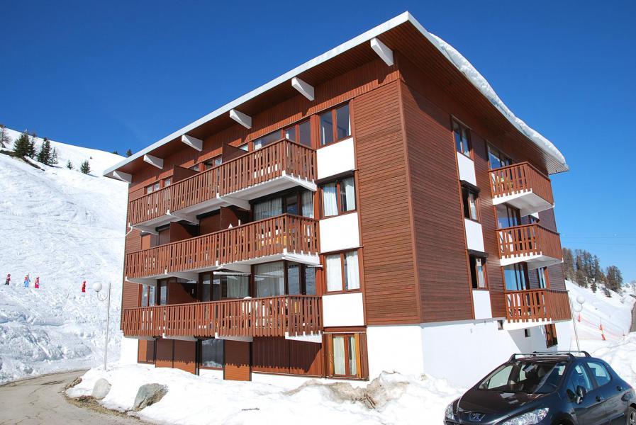 Vacaciones en montaña Estudio -espacio montaña- para 4 personas (2) - Résidence la Taiga - La Plagne
