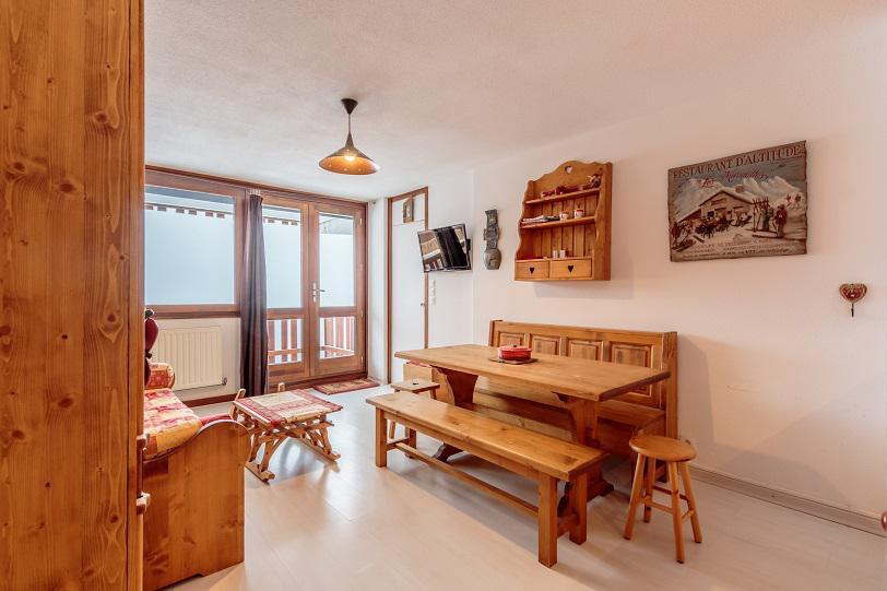 Vacances en montagne Appartement 2 pièces 5 personnes (24) - Résidence la Taiga - La Plagne