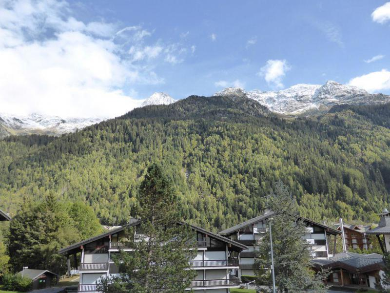 Holiday in mountain resort 2 room apartment 4 people (18) - Résidence la Tapia - Les Contamines-Montjoie