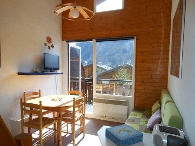 Vacaciones en montaña Estudio mezzanine para 4 personas (55C) - Résidence la Toison Blanche - Châtel