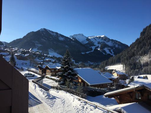 Wakacje w górach Studio z antresolą 3 osoby (17A) - Résidence la Toison Blanche - Châtel