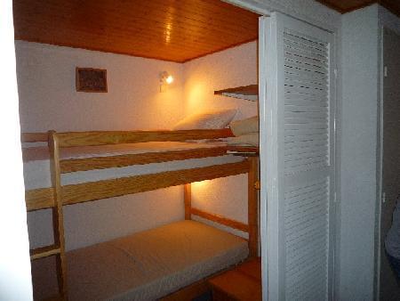 Vacaciones en montaña Estudio mezzanine para 4 personas (55C) - Résidence la Toison Blanche - Châtel - Camas superpuestas