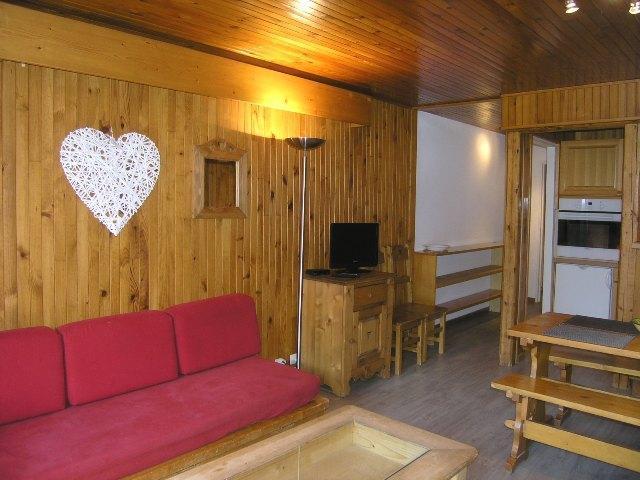 Vacances en montagne Studio 5 personnes (A11) - Résidence la Tougnète - Méribel - Lavabo