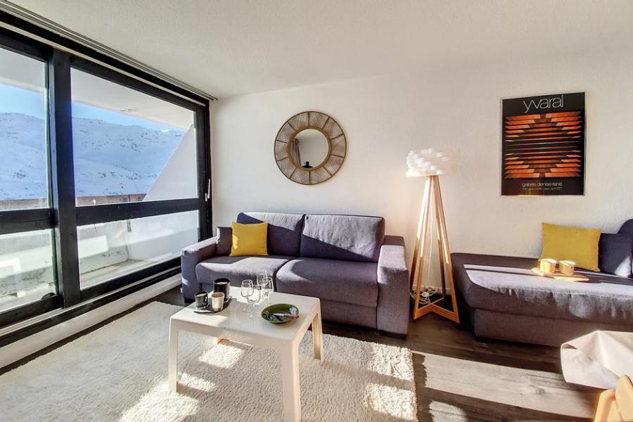 Urlaub in den Bergen 2-Zimmer-Appartment für 6 Personen (1416) - Résidence la Tougnette - Les Menuires