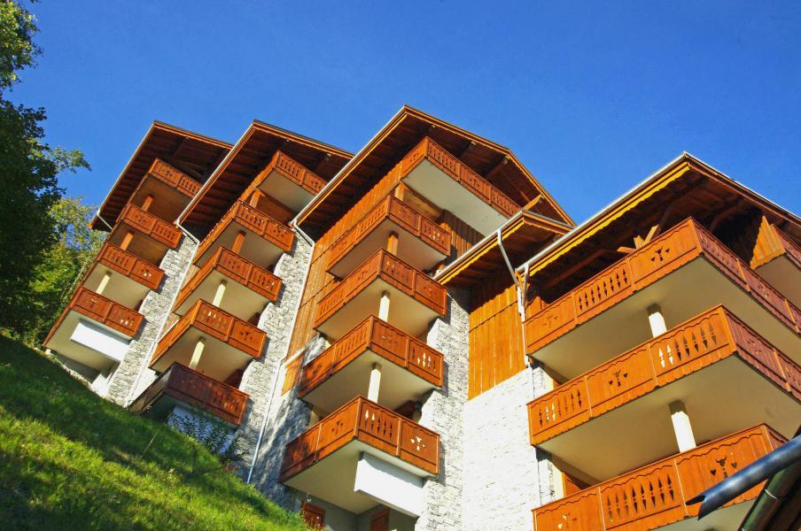 Vacances en montagne Résidence la Tour du Merle - Champagny-en-Vanoise - Extérieur été