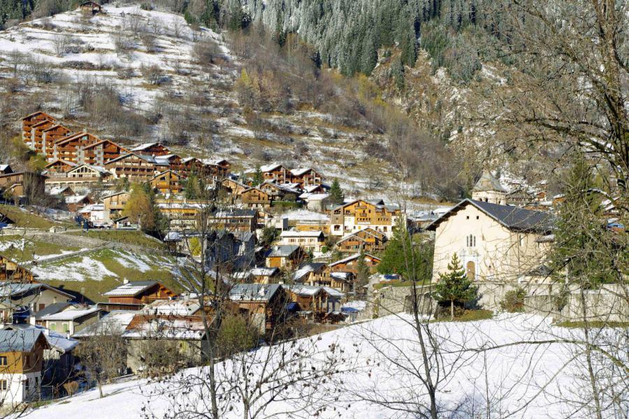 Vacances en montagne Résidence la Tour du Merle - Champagny-en-Vanoise